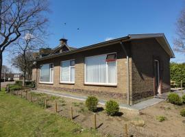 Holiday home Houck, Nieuwemolen (Klein Sinaai yakınında)