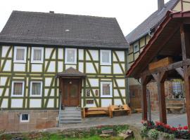 Holiday home Hessen, Dehringhausen (Wolfhagen yakınında)