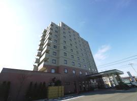 Hotel Route-Inn Nishinasuno, Nasushiobara (Kami-ōnuki yakınında)