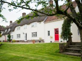 Higher Tything Cottage, Дорчестер (рядом с городом Cerne Abbas)