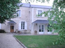 Maison piscine interieure, Bonnelles (рядом с городом Bullion)