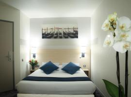 Hotel Inn Design Dijon Sud, Марсанне-ла-Кот (рядом с городом Лонвик)