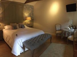 Hill Farm Bed and Breakfast, Little Massingham (рядом с городом Great Massingham)