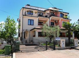 Apartments Šahić, Funtana (Near Vrsar)