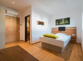 Aparthotel nah dran, Dingolfing (Wörth an der Isar yakınında)