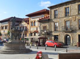 Hotel Neptuno, Villaviciosa (Cazanes yakınında)
