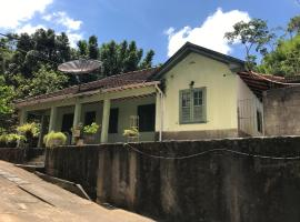 Fazenda Martins Costa, Mendes (Ponte Coberta yakınında)