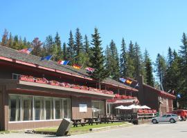 The Great Divide Lodge, Field (Lake Louise yakınında)