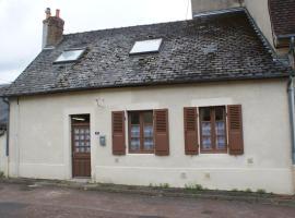 Les Petits Loirs, Saint-Honoré-les-Bains (рядом с городом Villapourçon)