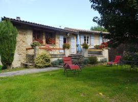 Maison De Vacances - Montferrier 4, Montferrier (рядом с городом Монсегюр)