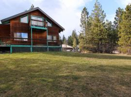 Snow Springs Cabin, Crouch (in de buurt van High Valley)