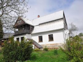 Holiday home in Jilove u Drzkova 1722, Jílové u Držkova