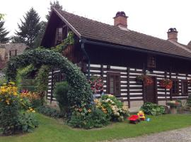 Holiday home in Lanzov 1300, Lanžov (Velký Vřešťov yakınında)