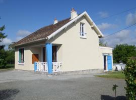 Holiday home Sol, Moon-sur-Elle (рядом с городом Saint-Clair-sur-l'Elle)