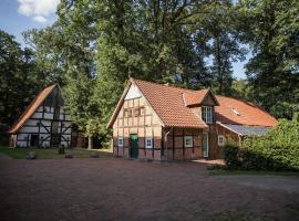 Ferienhaus Alter Stall, Badbergen (Groß Mimmelage yakınında)