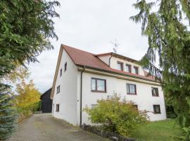 Apartment Hilde 1, Eigeltingen