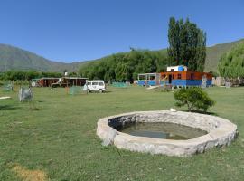 Hostal Camping Pachaventura, El Mollar (Concepción yakınında)