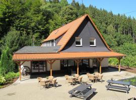 Villa Westerwald I, Schutzbach (Elkenroth yakınında)