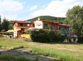 Penzión Senderov, Vinné (in de buurt van Michalovce)