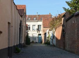 De vrome vos, Mechelen (Rumst yakınında)
