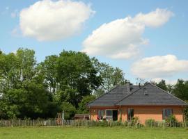Holiday home Majolire 1, Lambertsberg (Hargarten yakınında)