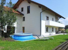 Apartment Tresdorf 1, Viechtach (Prackenbach yakınında)
