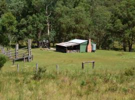 Four Bull Hut, Sandy Flat (Deepwater yakınında)