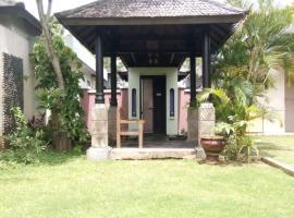 Villa bora-bora Kalicaa, Танджунг-Лесунг