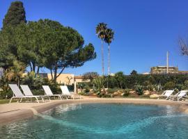 Donna Coraly Resort, Arenella