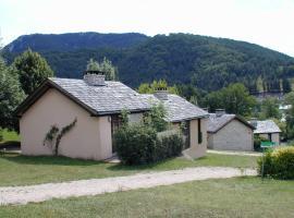 Village de Gîtes de La Canourgue, La Canourgue (рядом с городом Банассак)