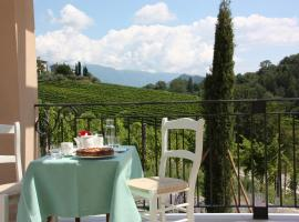 Villa Prosecco, Tarzo (Rolle yakınında)