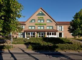 Hotel Reutereiche, Reuterstadt Stavenhagen (Zolkendorf yakınında)
