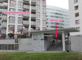 Warszawa Apartamenty - Wyścigowa