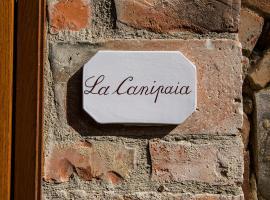 Agriturismo Castelrotto, Palazzone (Berdekatan Le Piazze)