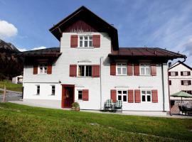 Holiday home Barbara 3, Dalaas (Wald am Arlberg yakınında)