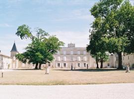 Domaine du Griffier, Granzay (рядом с городом Frontenay-Rohan-Rohan)