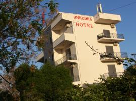Shkodra Hotel, Shkodër (Mahall' e Kryethuit yakınında)