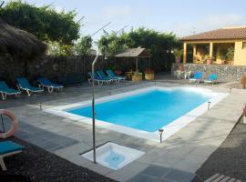 Apartamento 4 Pax, Лос-Реалехос (рядом с городом Лас-Каньядас-дель-Тейде)