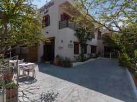 Hotel Eva Marina, Matala