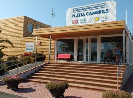 Camping Platja Cambrils, Cambrils