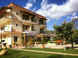 Hotel Melivoia, Khóra