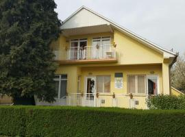 Yellow House Zalakaros