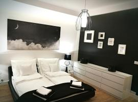 Black&White Apartment- Wierzbowa 5