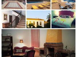 Hotel Andalou, Montellano (El Coronil yakınında)