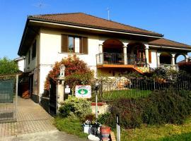 Bed & Breakfast Villa Romaniani, Carbonara Scrivia (Tortona yakınında)