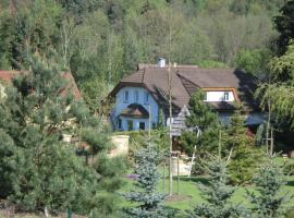 Apartmány v ráji (Českém), Blata (Ostružno yakınında)