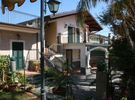 Villa Linda, San Gregorio di Catania (San Giovanni la Punta yakınında)