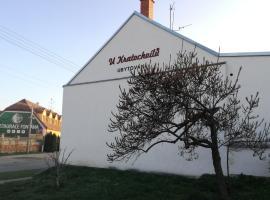 Ubytování u Kratochvílů, Dolní Dunajovice