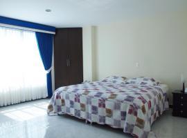Hotel Oasys Blue, Roldanillo (Calabazo yakınında)