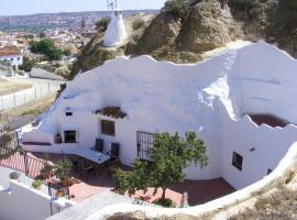 Casa Cueva Guadix, Guadix